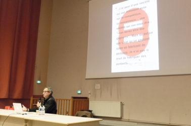 conférence Vincent Perroquet