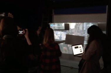 workshop dispositif interactif