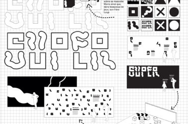 identité visuelle Super Mario
