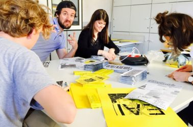 workshop formes vives
