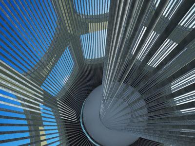 vue intérieure du projet