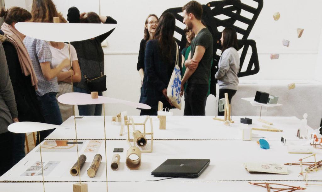 workshop point d'équilibre Ac/AL studio dsaad