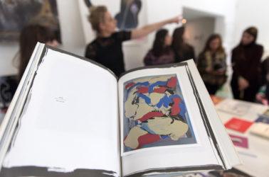 présentation de son travail par la graphiste Roosje Klap